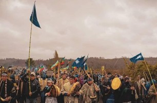 foto mapuche