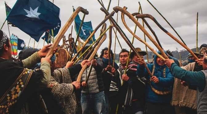 Colegio de Enfermeras región de Valparaiso exige respeto para pueblos originarios