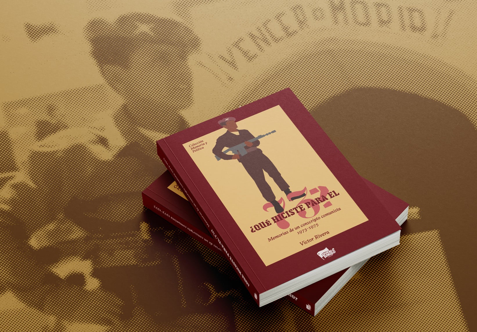 foto victor libro
